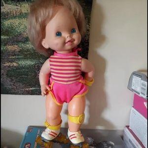 Mattel Baby Skates 1980